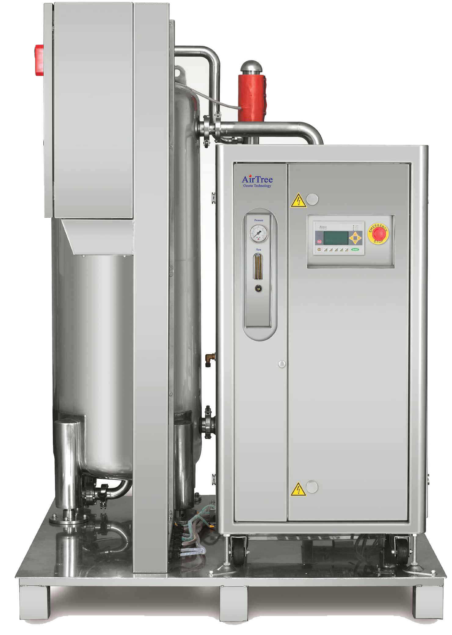Cooling Tower Ozonator